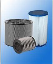 LiquiPleat™  ME Series (JME)  Molded-End Filter Cartridge