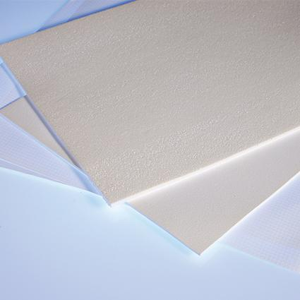 Industrial fluidizing sheets