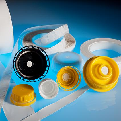 Industrial Packaging - Cap and closure vents details