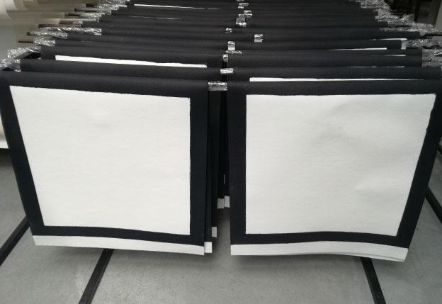 Edge-sealing-filter-press-cloth