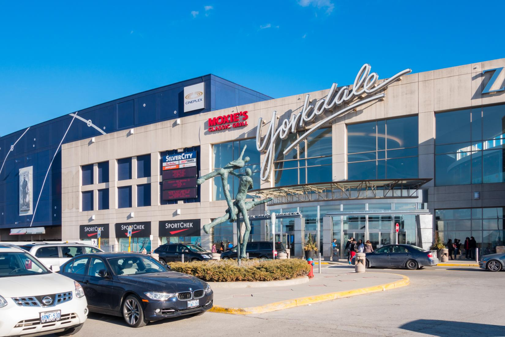 Yorkdale Mall and Dafco