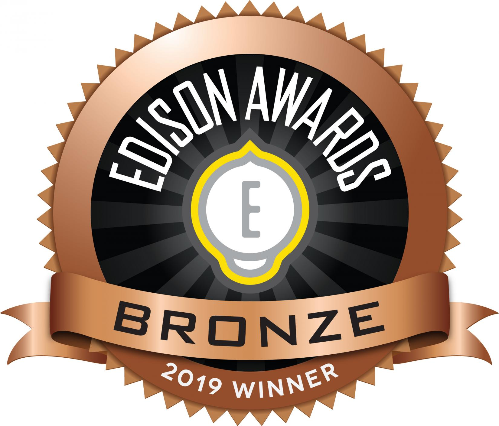 Edison Award Bronze Winner