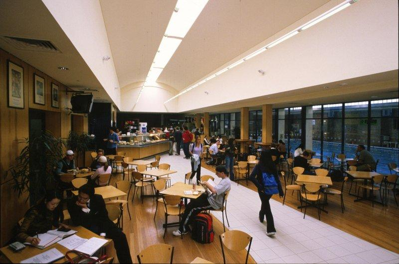 University Common Area
