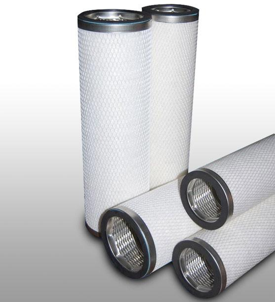 gas separation filters