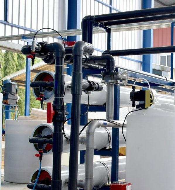 reverse osmosis filtration