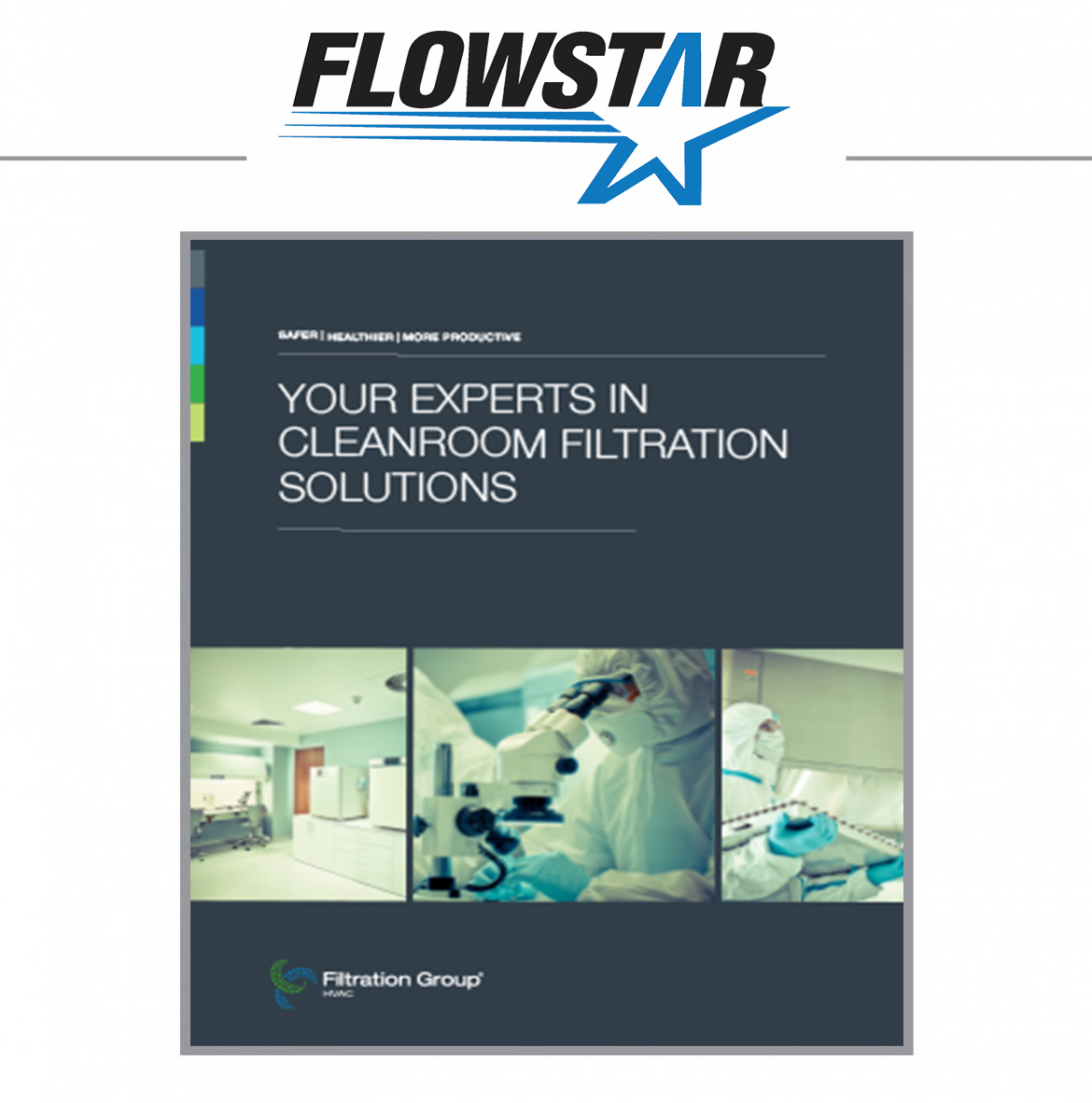 Cleanroom Filter Experts