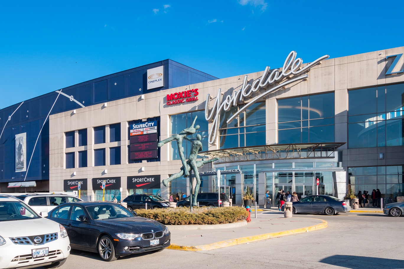 Yorkdale Mall Canada