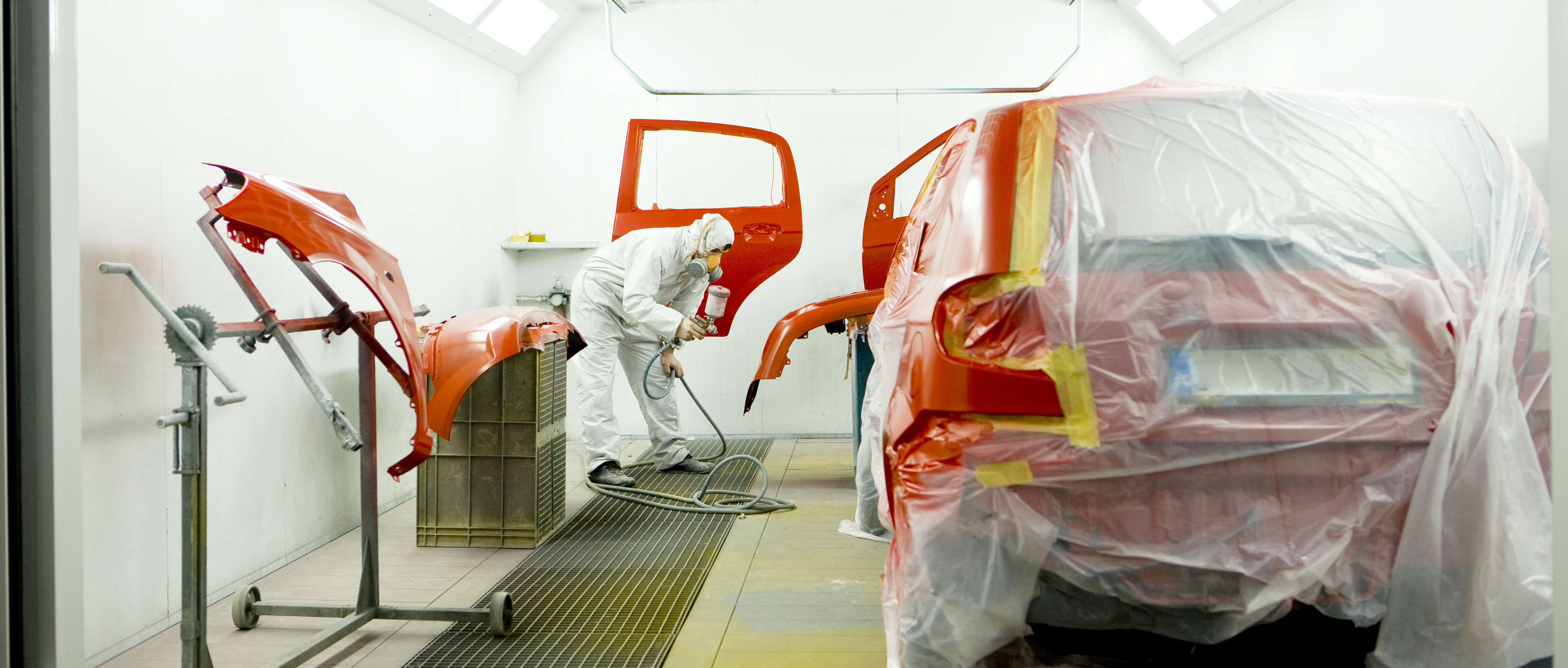 Dafco Helps Auto Body Repair Company Implement Filter